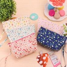New Arrival Multifunction Women PU Leather Prints Cosmetic Organizer Bag lady Waterproof Cosmetic Bag Travel Makeup Handbag  B31