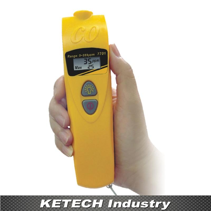 Carbon Monoxide Detector Gas Tester CO Detector AZ-7701