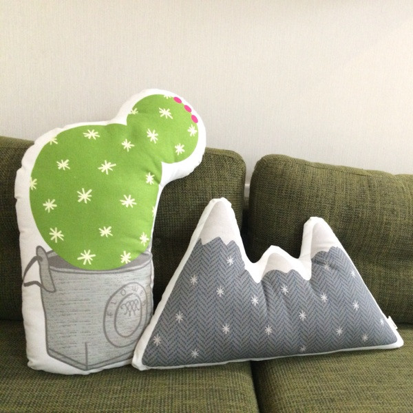Cotton Green Cactus Pillows 60cm Cushion Cute Baby Stuffed Toys Soft Toy Lovely Cotton Kids Car Seat Room Decor Child Gifts 1pcs