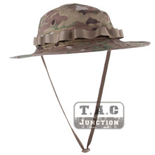 Emerson Tactical Military Boonie Hat Emesongear Outdoor Hunting Fishing Army Airsoft Sniper Hats Headwear Multicam Bucket