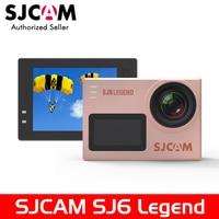 Original SJCAM SJ6 LEGEND 4K 24fps Ultra HD Notavek 96660 Waterproof Action Camera 2 0 Touch