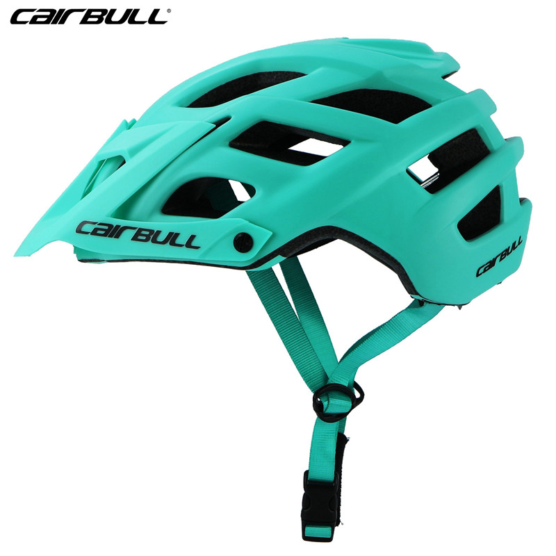 CAIRBULL Integrally-Molded MTB Bike Helmet Ultralight Cycling Helmet Safe Cap 25 Vents Breathable Bicycle Helmet Casco Ciclismo ultralight integrally molded cycling helmet for mtb road bike casco ciclismo safe cap men women 21 air vents bicycle helmet