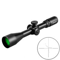 First Focal Plane Qzl Hunting Riflescope WESTHUNTER FFP 6 24X50 Optics Scope Hunting Riflescope