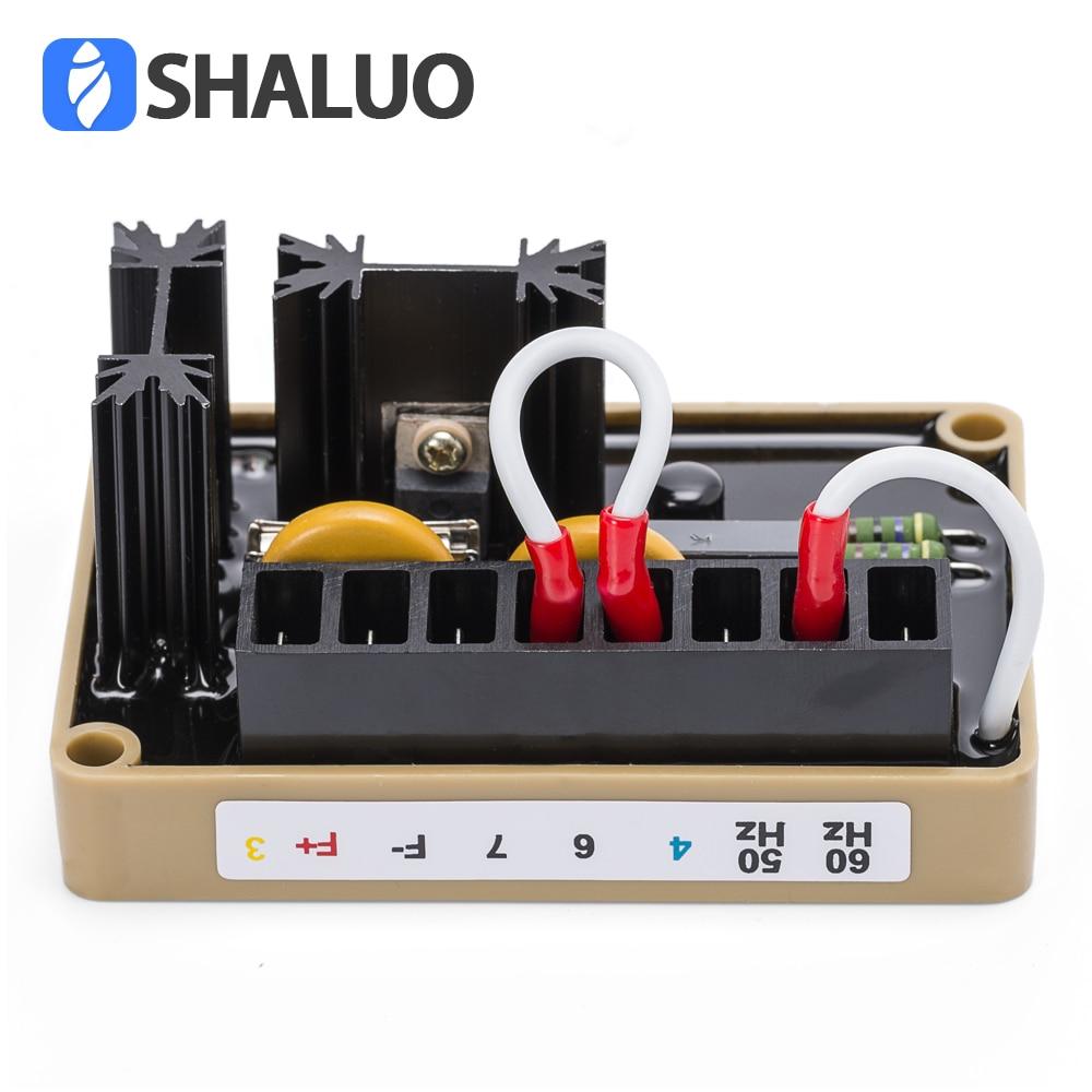 Se350 3 Phase Generator Wiring Diagram Detailed Schematics Brushless Avr For Voltage Regulator In Motor 12 Wire