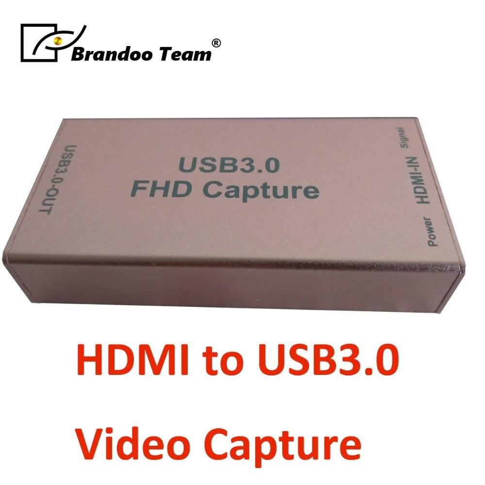 все цены на HDMI Video Capture With USB3.0/2.0 Dongle 1080P Drive-Free Capture Box for Windows Linux System онлайн