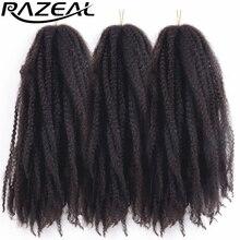 Kinky Crochet Hair Braids