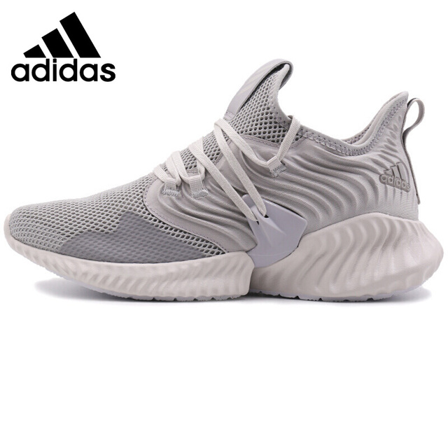 huge discount ef3f8 713d9 ... white grey two black 0db2b 70a38 aliexpress original new arrival 2018 adidas  alphabounce instinct mens running shoes sneakers 8fb37 37788