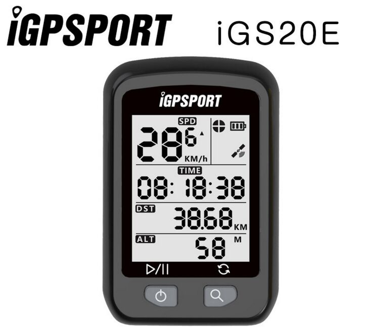 IGPSPORT iGS20E vélo GPS ordinateur imperméable à l'eau support de montage route/vtt vélo prix PK Edge 200 Bryton Rider310