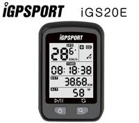 iGPSPORT iGS20E Cycling GPS Bicycle Computer Waterproof Enabled Mount holder Road/MTB Bike Price PK Edge 200 Bryton Rider310