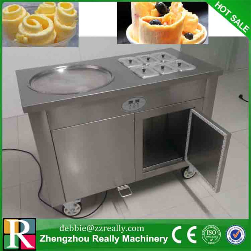 fried pan machine