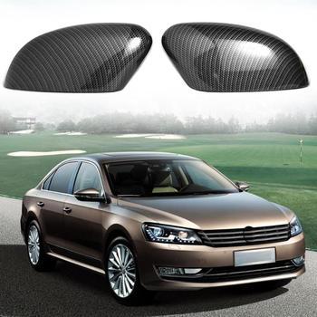 2 teile/satz Auto Auto Seite Rückspiegel Abdeckung Trim Kappen für Ford Focus MK2/MK3 Außen Teile Spiegel & abdeckungen Hohe Qualität