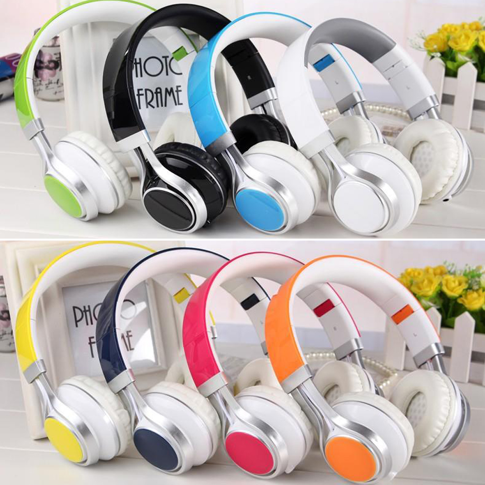 EP 16 Game Headphones With HD Mic Long Earphone Wire Strong 3D Stereo Bass Music Headset