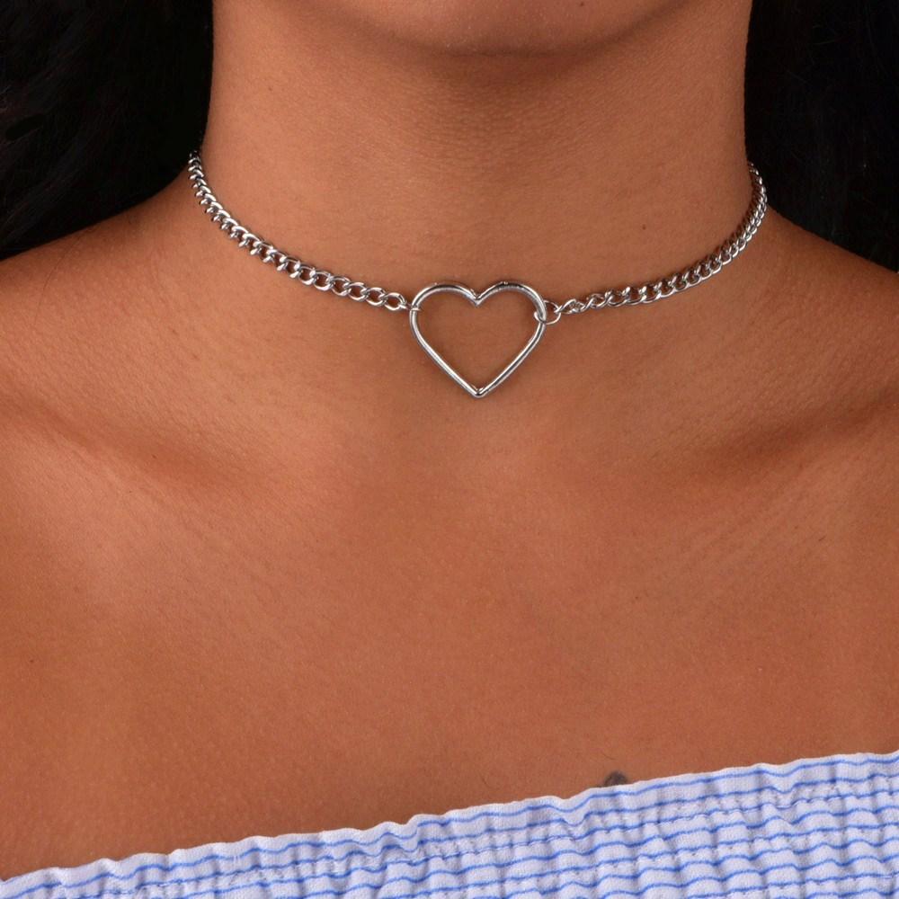 NK607 новинка, Панк мода, минималистичный кулон в виде двух листьев, ожерелья для ключиц для женщин, ювелирное изделие, подарок, кисточка, летняя пляжная цепочка, колье - Окраска металла: silver 218