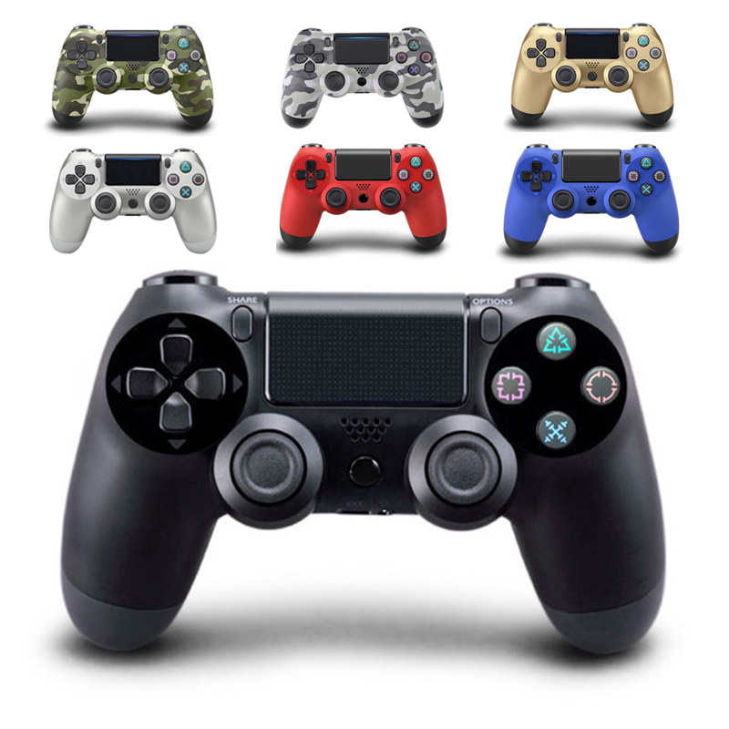 Double Shock USB Wired Controller For PS4 Joystick Gamepad For PC able For PS4 Console For Playstation 4 Dualshock 4 Gamepad Yamaha XSR900