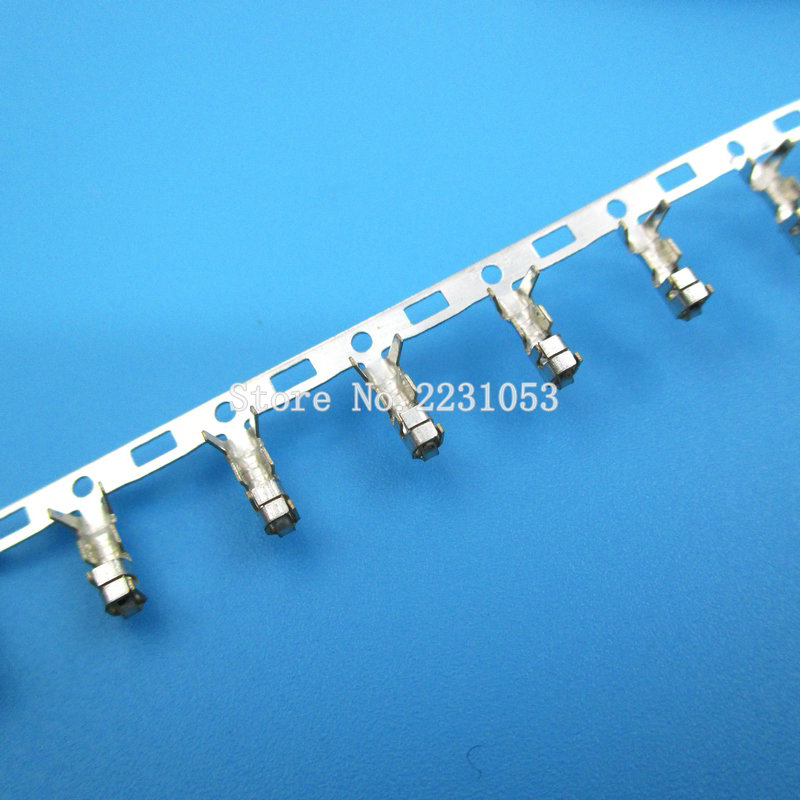 High Quality 100PCS/LOT Jumper Wire Cable Housing Female Male Pin Connector Terminal 2.54mm Xh2.54