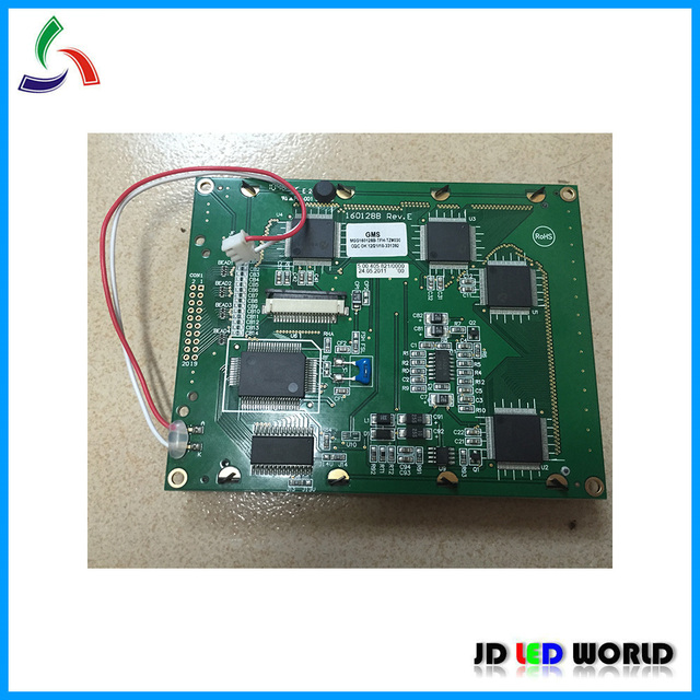 Replcement LCD per GMS MSG160128B TFH TZ #030 MSG160128B