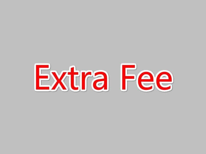 Extra Fee