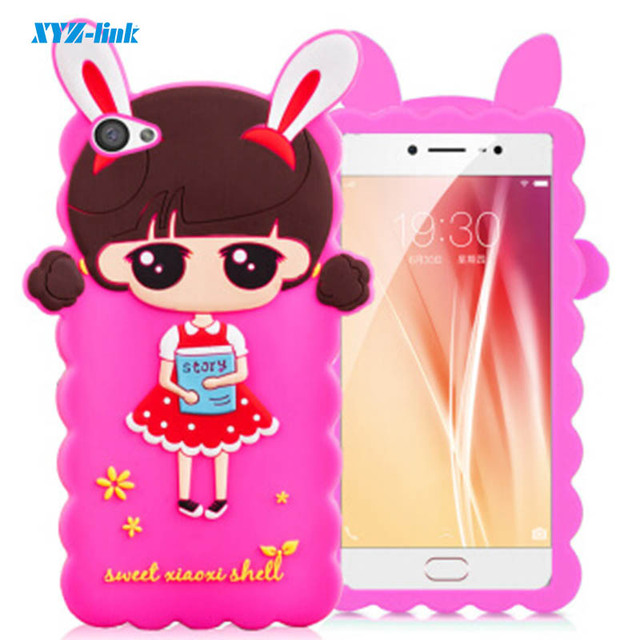 cheap for discount a5fa5 08727 US $4.26 |Women Cute Girl Cartoon A57 Case For Oppo A57 A57M A57T Soft  Silicone Shockproof Case Protective Cover For Oppo A57 Shell-in Fitted  Cases ...