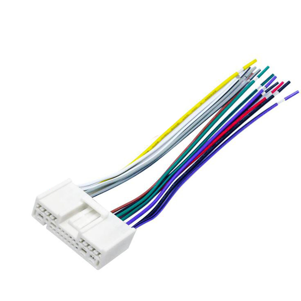 Remarkable New Perfect Quality Car Audio Wiring Harness Cd Stereo Wire Wiring 101 Akebretraxxcnl