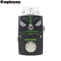 Hotone Djent Modern Hi Gain Distortion Pedal For Guitar Effect Pedal True Bypass Djent Hotone Guitar