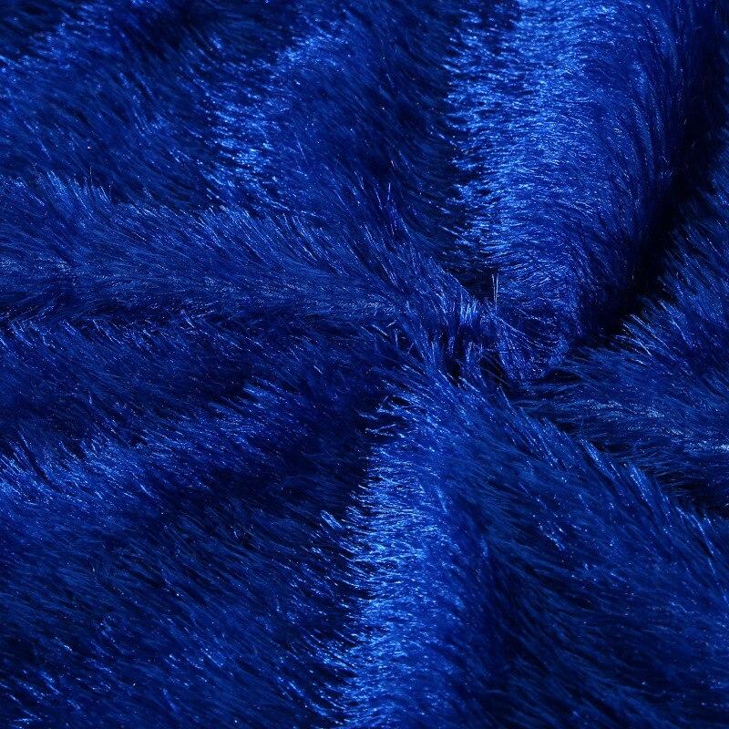 1Pcs 43 * 43cm Klassik Yumşaq Qısa məxmər Atma Yastıq Yastığı - Ev tekstil - Fotoqrafiya 3