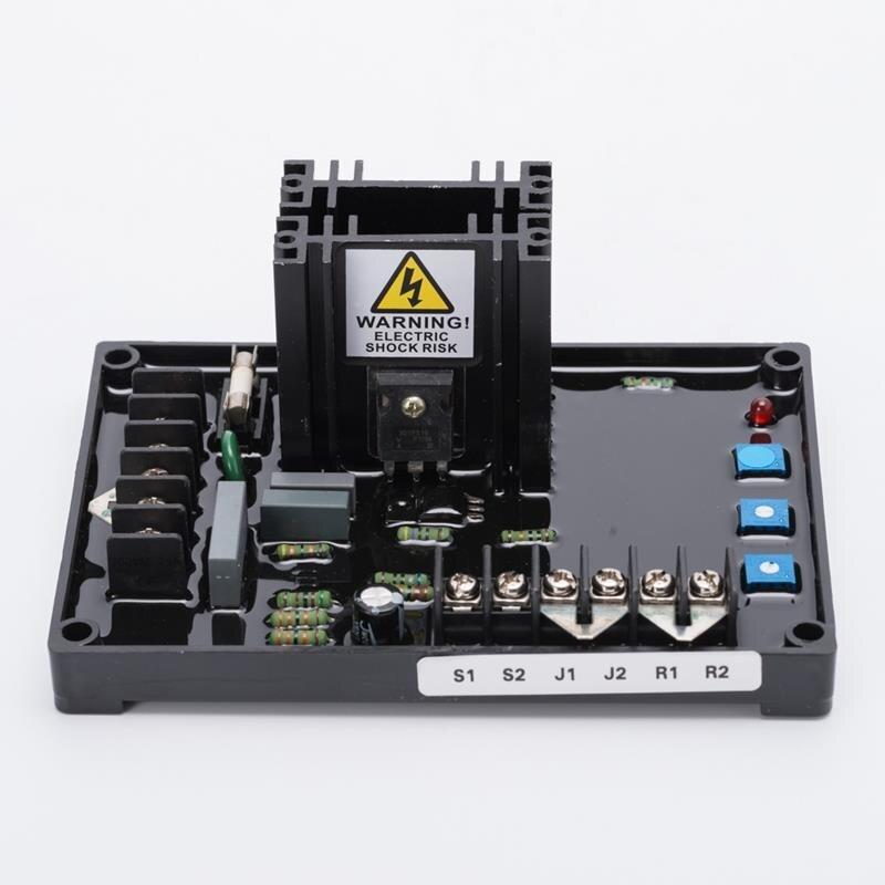 Gavr-15A régulateur de tension automatique Avr générateur accessoires régulateur de vinyle - 3