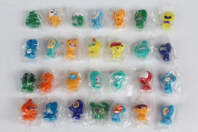 GoGo's crazy bones series superstar each opp bag packing several styles random mixed