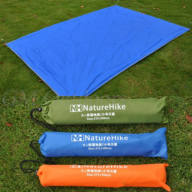 Multifunction Adjustable Tent Tarp Mat Waterproof Tent Cover / Canopy Outdoor Picnic Beach  sc 1 st  AliExpress.com & HOT SALE! Multifunction Adjustable Tent Tarp Mat Waterproof Tent ...