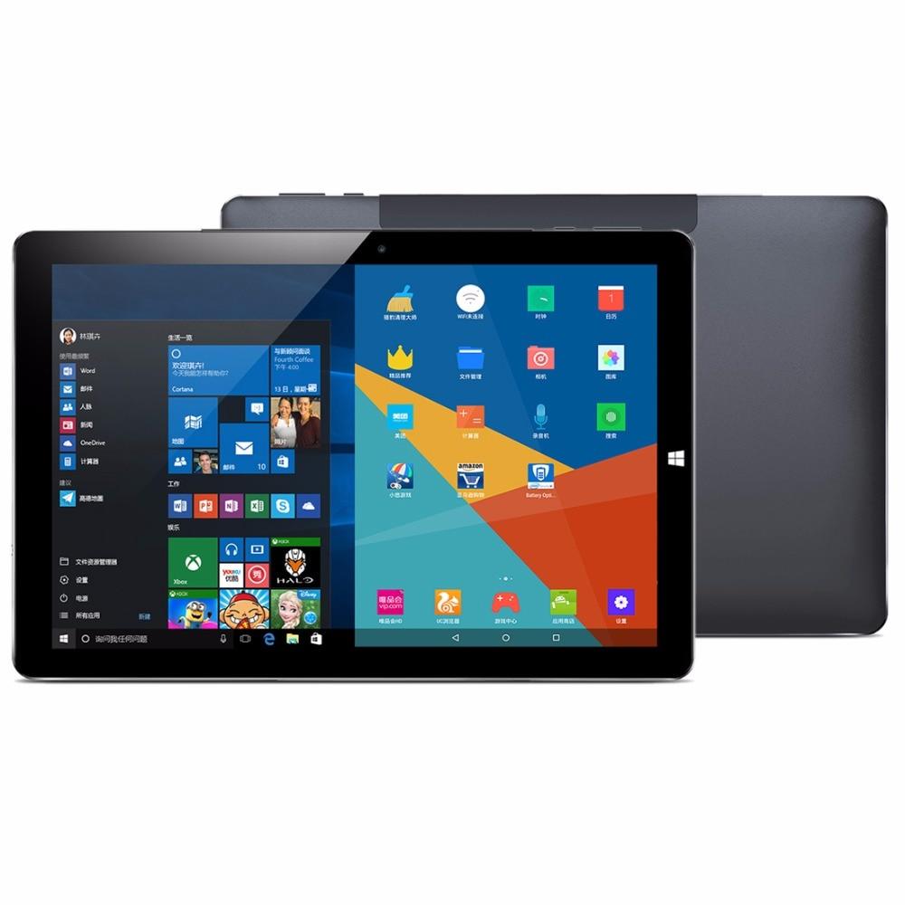 Original ONDA oBook 20 Plus 10.1 pouces tablettes Windows 10 maison Remix OS 2.0 Android 5.1 double OS Intel X5-Z8350 Quad Core 4 GB 64 GB