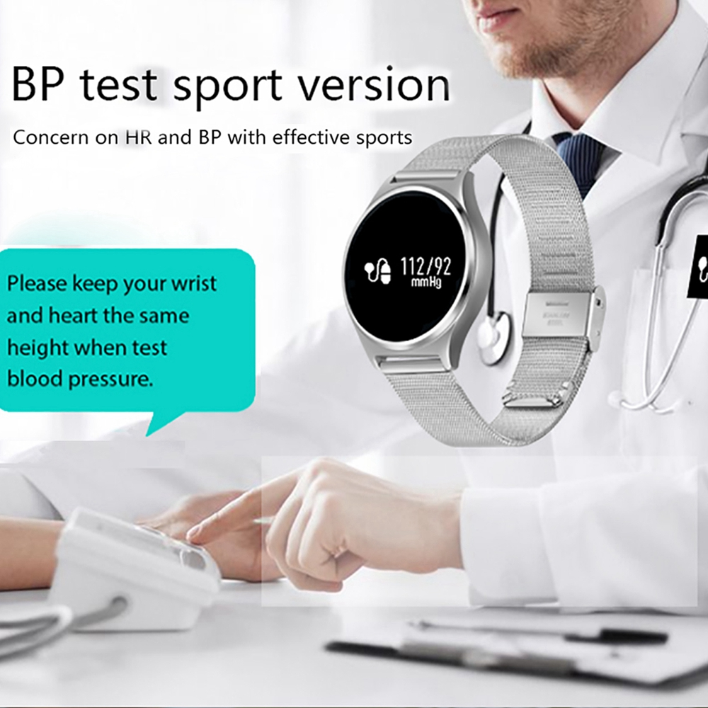 Smart Bracelet V06 Blood Pressure Watch Heart Rate Monitor Wristband Fitness Wristband Band Clock Waterproof For iOS Android Men 9