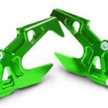 Рессора для мотоцикла демпфер вилка цепи регулятор для NijiaZX250R 300R зеленый