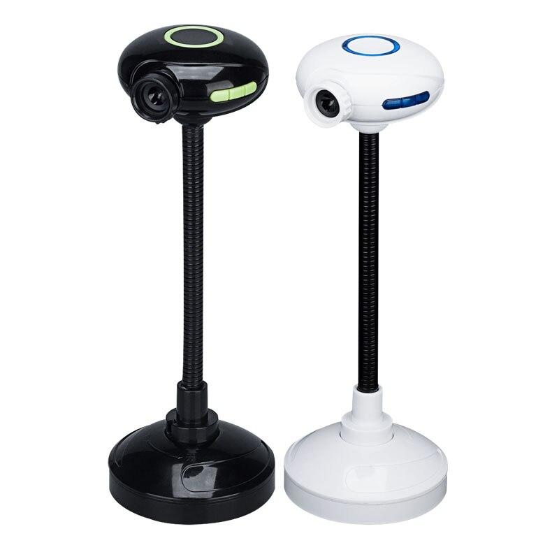 GUCEE 12 Millions Pixels HD USB 2.0 Webcam PC Caméra Vertical WebCam Numérique Vidéo caméra Web avec MICRO pour Ordinateur PC Portable