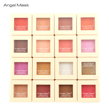 ANGEL MASK Brand Make Up Eye Shadow Cosmetics Eyeshadow Glitter 16 Colors Eye Shadow Palette Professional Makeup Eyeshadow Balm