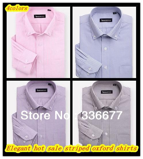 Wholesale Mixed Colors Sizes Plus Size Mens Elegant Long Sleeve One