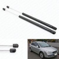 2pcs Rear Trunk Tailgate Liftgate Gas Struts Shock Struts Lift Supports For Ford Focus MK2 2004
