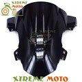 Black Motorcycle Windscreen Windshield For BMW S1000RR S S1000 RR 2015 2016 Motocross Motorbike Dirt Bike Free Shipping