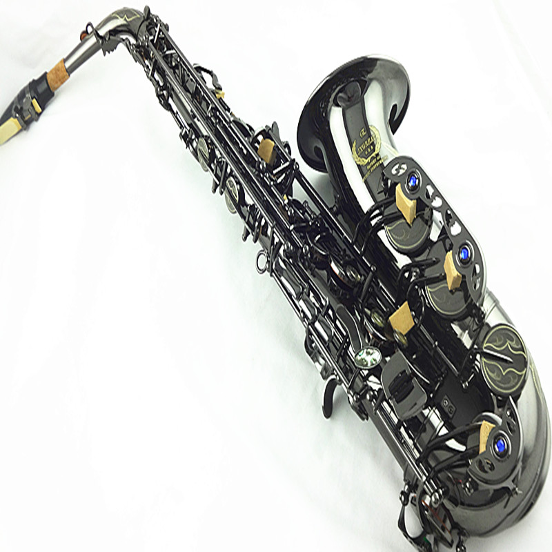 Greet black saxophone alto saxophone e saxe professional saxophone alto mick dual shoe bag black