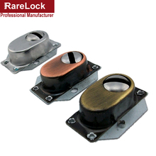 Cylinder-Cap-Cover Door-Lock Door-Hardware-Accessories Bathroom for Wooden AMMS435 3-Color
