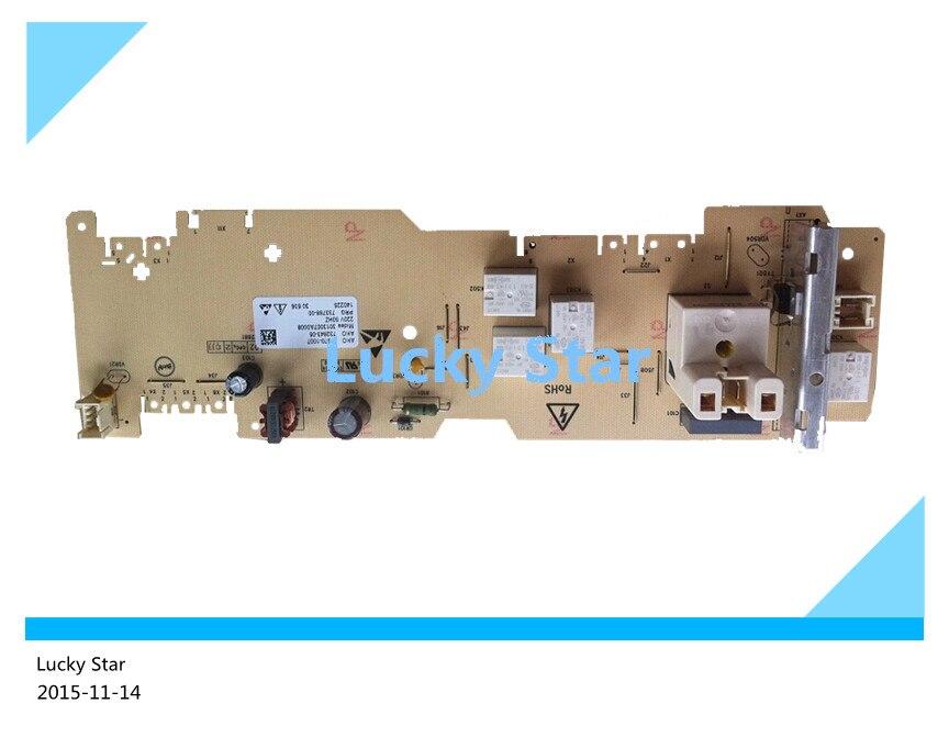 ФОТО 100% new good working High-quality for Midea washing machine Computer board MG70-1006S MG70-1007S 3013007A008 board