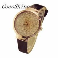 CocoShine A-711 Woman Girl Luxury Sands Starry Simple Temperament Quartz Watch wholesale