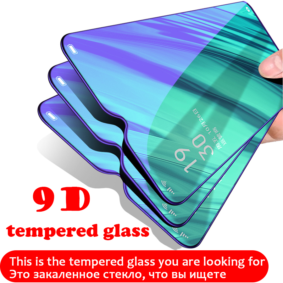 Tempered Glass Screen Protector For Samsung galaxy A40 A50 A10 A20 A70 80 30 90 Protective glass Full Cover Galaxy A10 A40 Glass