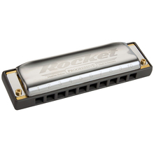 Hohner Harmonica 10 Holes 20 Reeds Diatonic Harmonica Mouth Organ Instrumento Key C Musical Instruments Blues Harp Hohner Rocket