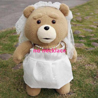 45cm 9 stilleri film o oyuncak ayı peluş oyuncaklar takım elbise erkek Ted yumuşak doldurulmuş hayvanlar bebek hediye mevcut kaliteli gelin elbise