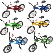 1Pc Finger Alloy Finger Bicycle Model Mini Bike Boys Toy Creative Game Gift B116