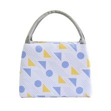 Insulated Lunch Bag for Women Men Thermal Cooler Tote Food Picnic Storage Box handbag