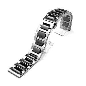 Ремешок из нержавеющей стали для Samsung Galaxy Watch, металлический ремешок для часов Samsung Gear S3, 46 мм/42 мм/Active 2 1