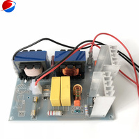 40 K 100 W Ultraschall piezo sensor Generator verwendet für industrie waschen gerät-in Ultraschall-Reiniger-Teile aus Haushaltsgeräte bei