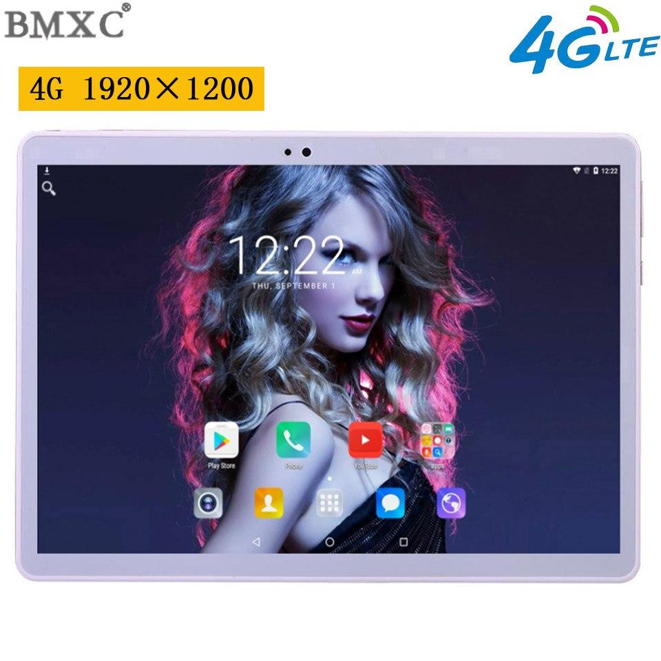 Livraison gratuite nouvelle tablette 10 pouces Android tablette pc métal tablette Octa Core 1920*1200 IPS wifi GPS bluetooth enfants tablettes 10.1 10