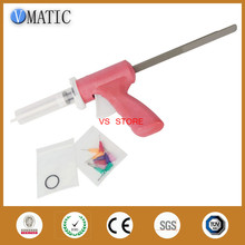 Top-Rated Manual Syringe Gun Dispenser 30/55CC Glue Dispensing Gun стоимость