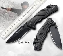 Folding Blade Stainless Steel Multifunction Army Tactical Knives Outdoor Camping Survival Hand font b Tool b